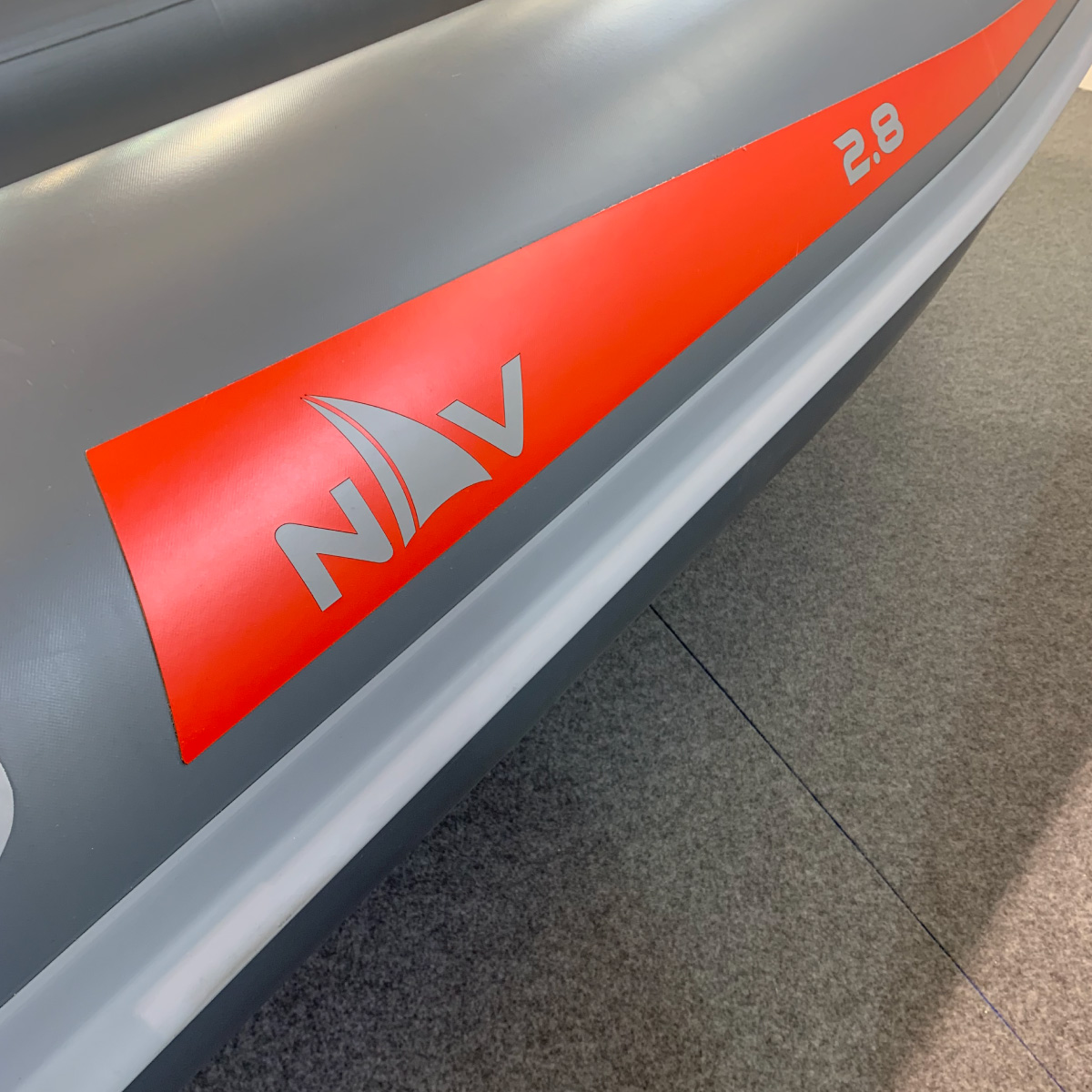 Tender Flat 2.8 - NV Style